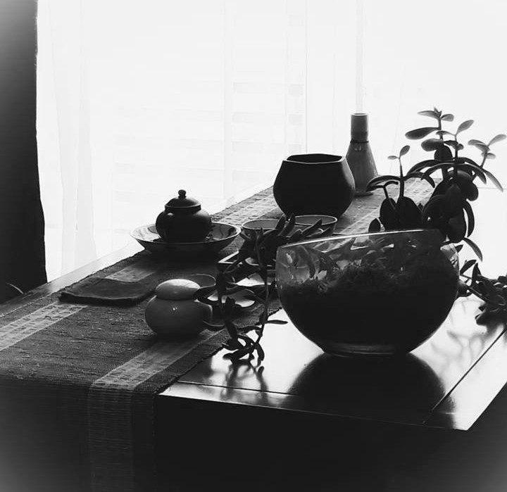 Le thé, quand il devient rituel