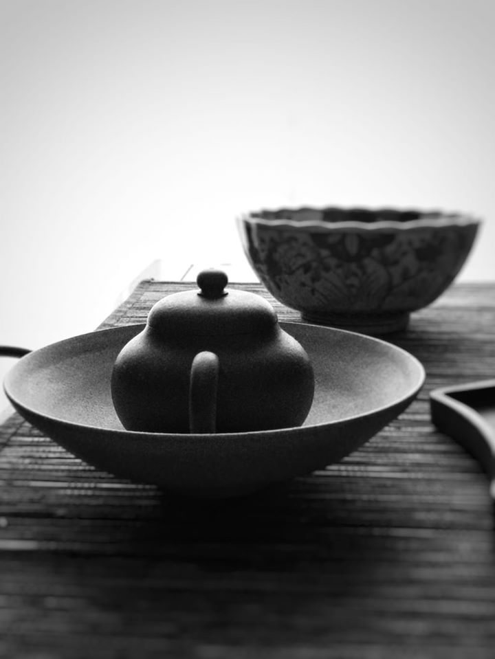 De l'analyse des thés